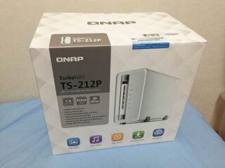 QNAP TS-212P