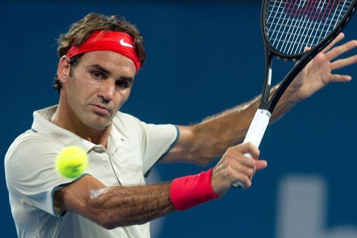 tennis volley