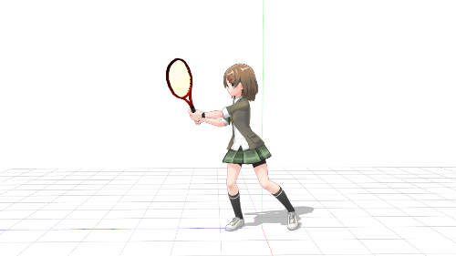 doublehanded backhand