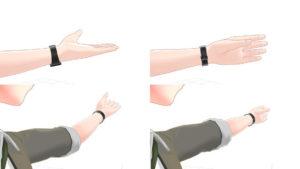 腕の仕組み