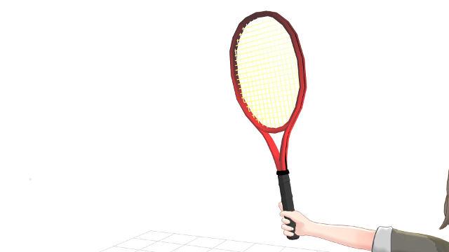テニス コンチネンタルグリップ