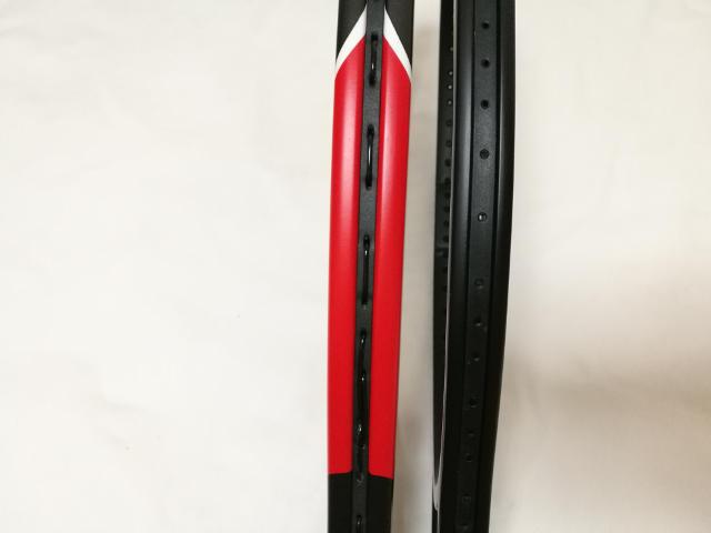 Wilson Prostaff 6.0 85 フレーム厚の比較