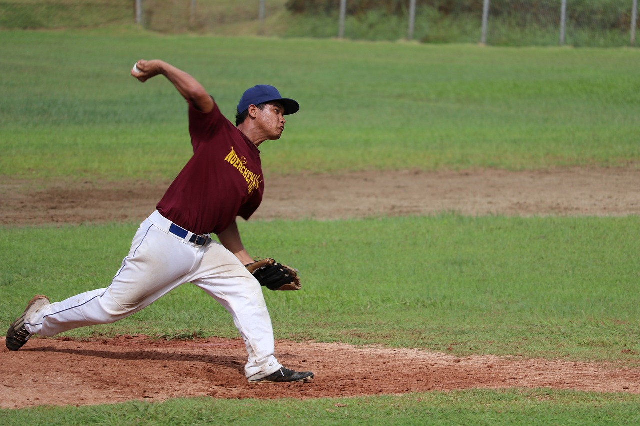 baseball pitcher