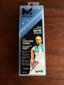 MISSION Max Cooling Towel 1