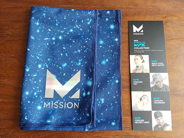 MISSION Max Cooling Towel 2