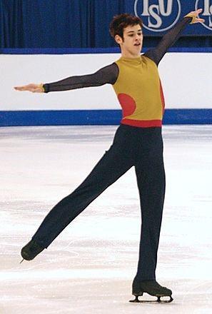 フィギュアスケートのスピン