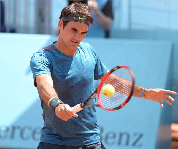 tennis stroke