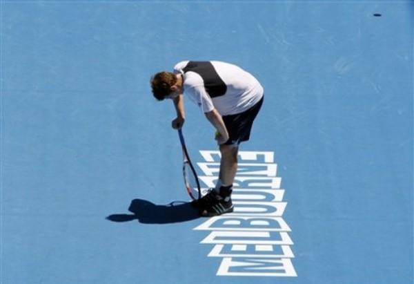 tennis hard work