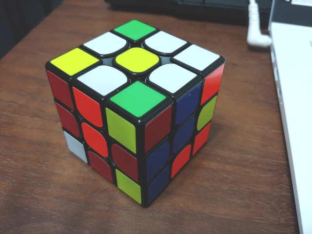 ルービックキューブ1